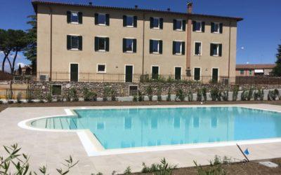 Castelnuovo del Garda, trilocali in nuovo residence con piscina