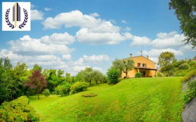 Montericco di Negrar, splendida villa indipendente con parco