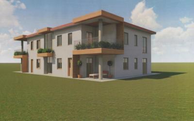 Castelnuovo del Garda, nuovi trilocali con giardino